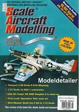 Scale Aircraft Modelling V25 N6 HS BAE Nimrod, Mustang Ju 88 Phantom Wild Weasel