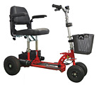 SupaScoota XL Sport Transportable Mobility Scooter Trike All-Terrain Folding