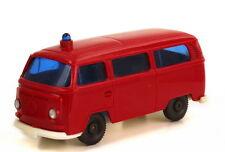 1:87 VW Volkswagen T2 (T2a) Bus Feuerwehr rot - Wiking 603