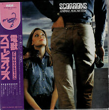SCORPIONS:ANIMAL MAGNETISM PAPERSLEEVE CD