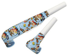 Jake And The Never Land Pirates Party Supplies 8pc Blowouts Blowers Favour Loot