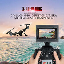 JXD 510G 6-Axis Gyro RTF RC Quadcopter Helicopter Drones 2.0MP HD Camera FPV