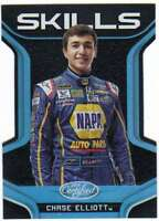 2016 Panini Certified NASCAR Racing Skills Mirror Silver /99 #4 Chase Elliott