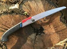 SAMURAI SAW KIWAMI MP SERIES FOLDING BUSHCRAFT SURVIVAL PRUNING SAW