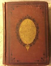 1873 LIBRARY OF FAMOUS FICTION WITH INTRO BY HARRIET BEECHER STOW