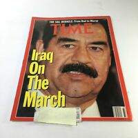 Time Magazine: August 13 1990 - The S&L Debacle: From Bad to Worse