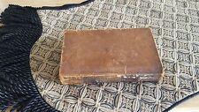 THE LIFE OF FLAVIUS JOSEPHUS ANTIQUITY OF THE 1829 JEWS HISTORY VOL 2 BOOK OLD