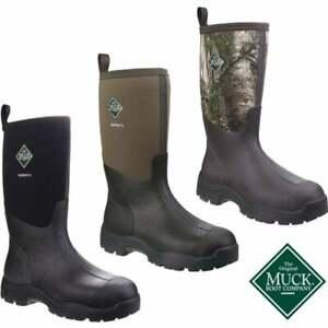 Muck Boots DERWENT II Unisex Mens Womens Waterproof Wellington Outdoors Boots