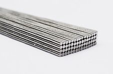 50/100/250 MAGNETS 2mm X 6mm cylinder/disk STRONGEST N45 Neodymium