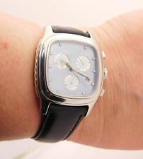manu0027s david yurman wrist watch model t307cst automatic leather band