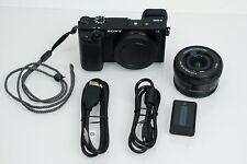 Sony Alpha α6000 24.3MP Digital SLR Camera Kit with E PZ 16-50mm f/3.5-5.6 Lens