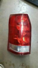 2002-2007 Saturn Vue Driver left Taillight Tail Light Assembly