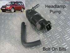 Headlamp Headlight Washer Pump Subaru Forester 2008 through to 2014