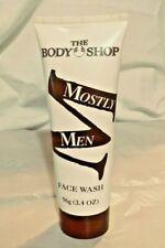 Vintage Body Shop Mostly Men Face Wash 96g 3.4 oz
