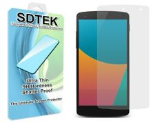 SDTEK Tempered Glass Screen Protector for LG Google Nexus 5