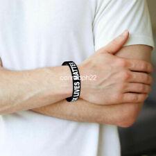 Enamel Bracelet - Pm Black&Silver c Bangle Bracelet