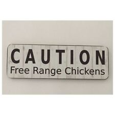Farm Rooster Decorative Plaques & Signs