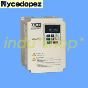 VCD2000 Triple Phase Frequency Converter 380V / 0.4-4.0KW ( New In Box )