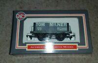 OO Gauge Dapol B314 Tom Milner 5 Plank Wagon boxed
