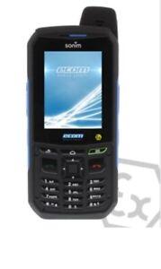 Neu 4G/LTE Ex-Schutz Featurphone für ATEX  Zone 1 Sonim Ex Handy 09 Lederholster