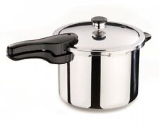 Presto 01362 6-Quart Stainless Steel Pressure Cooker, New, Free Shipping