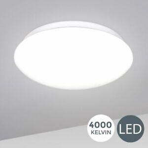 LED Deckenlampe Wohnzimmer Bad Lampe Deckenleuchte Beleuchtung Bürolampe Küche