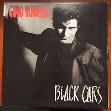 Gino Vannelli-black Cars-lp-promo-hme-40077