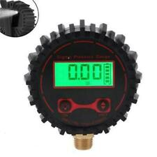 """Digital Tire Pressure Guage with Flashlight 0-250 PSI 1/4"""" for Car Truck Bicycle"""