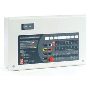 C-Tec CFP 8 Zone Repeater Fire Alarm Control Panel CFP760 Extender