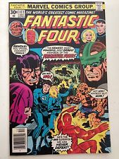 Fantastic Four #177/Bronze Age Marvel Comic Book/1st Texas Twister/FN+