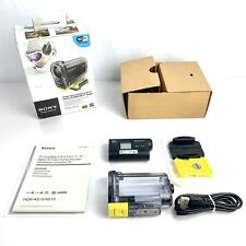 Sony HDR-AS-15 Action Cam with Built-in Wi-Fi Original Box Accessories