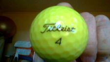 80  TITLEIST NXT TOUR golf balls AAAA-AAAAA