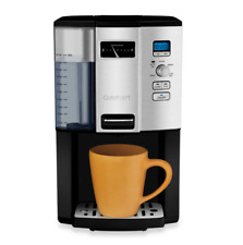 Cuisinart Coffee On Demand 12-Cup Coffee Maker Programmable Home Brew Machine