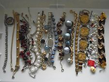 GREAT LOT OF VINTAGE & CONTEMPORARY ASSORTED BRACELETS   LOT # 107