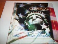 In Classical mood From The New World CD & Book VGC Sousa Joplin Copeland Dvorak