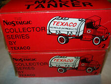 "ERTL #9238UO ""TEXACO #02"" 1926 MACK TANKER BANK SCALE 1:25 MIB"