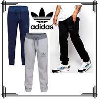 adidas Originals SPO Trefoil Sweatpants Mens Tracksuit Trousers Black Grey Navy