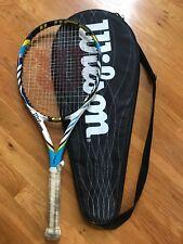 Wilson Juice 26 Pro BLX Tennis Racquet With Carry Case 4.0