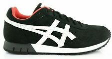 Womens Ladies Girls asics Black Curreo Trainers Sneakers Shoes Size UK 10 Casual