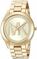Michael Kors MK3739 - Slim Runway Gold