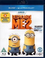 CATTIVISSIMO ME 2 (Blu-Ray 2013)