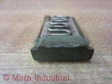 General Electric CR123H625A Overload Heater Element CR123H6.25A Green Base