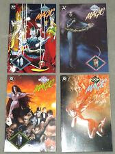 BOOKS OF MAGIC #1-4 Complete Set Lot NM John Constantine Neil Gaiman DC 1990