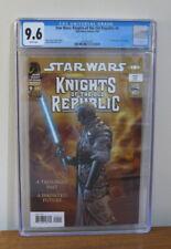Star Wars Knights of Old Republic #9 CGC 9.6 1st Darth Revan Dark Horse Comics
