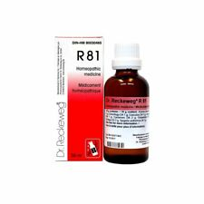 Dr. Reckeweg R81 Analgesic Drops 50ml Homeopathic Remedies