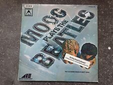 MOOG PLAYS THE BEATLES ~ ELECTRONIC MUSIC OF MARTY GOLD ~ SUMMIT RECORDS
