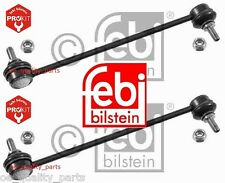 FEBI GERMANY 2X LEFT RIGHT BMW 3 SERIES E46 Z4 E85 STABILISER LINK ANTI ROLL BAR