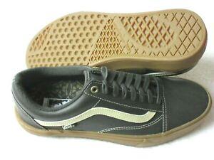 Vans Mens Old Skool Pro BMX Dennis Enarson Shoes Olive Green Gum Size 8 NEW
