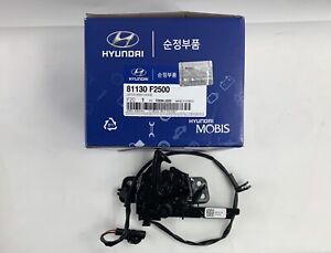 Original Hyundai Hood Latch Elantra Sedan 2019-2020 Hood Lock Assembly