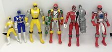 Bandai ASSORTED MIGHTY MORPHIN POWER RANGERS TOYS 2003-2006 Action Figure Lot